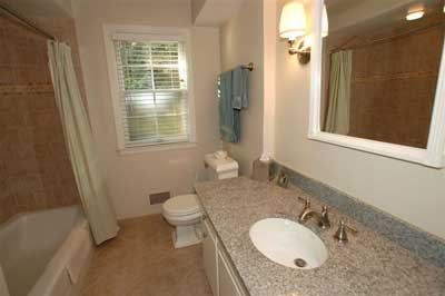 Bathroom of Milwaukee WI house for rent